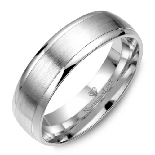 Mens Wedding Bands Northern Love